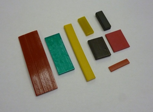 Glazing Blocks - Vinyl