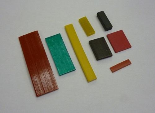 Glazing Blocks - Vinyl continued