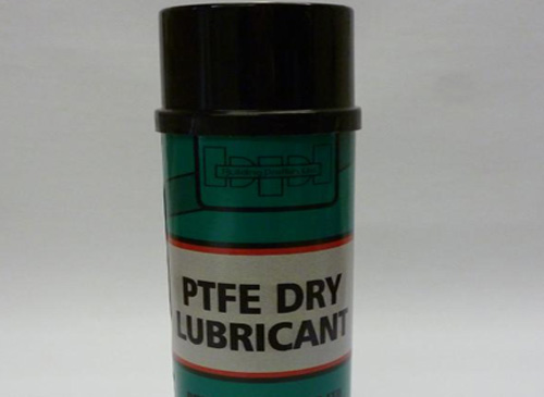AS0035 Dry Lubricant Spray