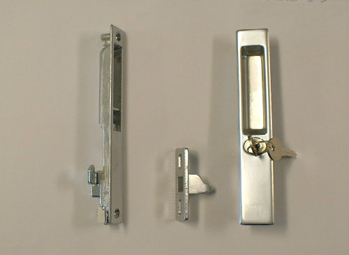 HL0593 Flush Fitting  Lockset