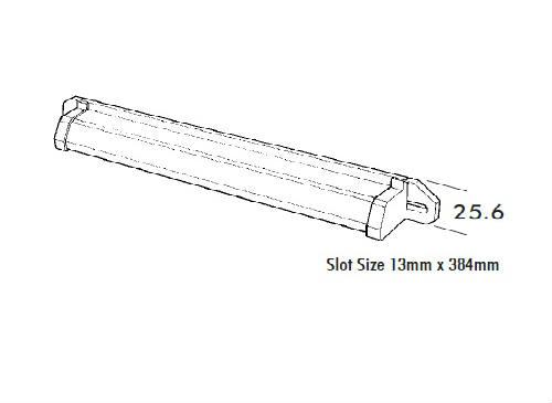 VG0961-983 Alu Hooded Grille