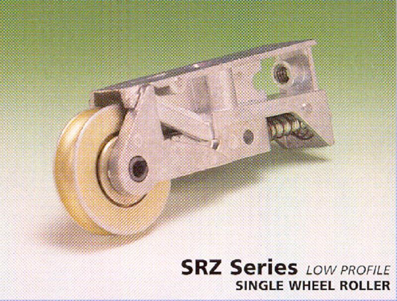 RO0190 SRZ-SS Stainless Steel Roller
