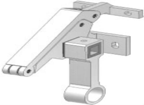 Extruded Adaptor